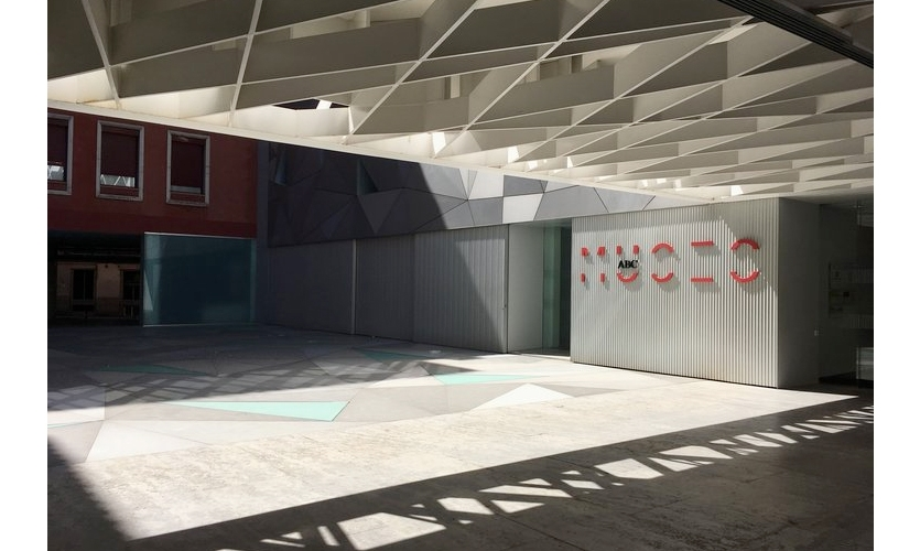 """Museo ABC (Madrid): I came here to see """"Hide and Seek,"""" an exhibition of Taiwanese artist Page Tsou. It's rare to find a serious contemporary museum dedicated to the art of illustration—and free."""