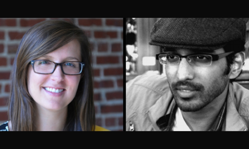 Lauren Kelly and Vijay Mathews will co-lead the Emerging Business Models session at SEGD's Business of Design Summit Feb. 19 in Denver.