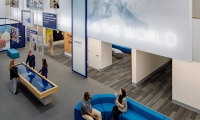 Maguire Welcome Center | Washington | 2018 | C&G Partners