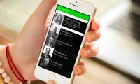 A native iOS conference application for AIGA, created by W&Co.