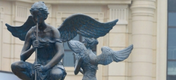 Lorenc+Yoo Design Complete Lucerne Town Project (image: angelic sculptures)