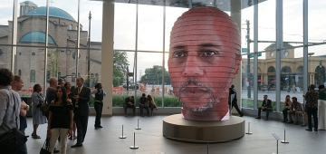 """""""As We Are"""" Interactive Sculpture"""