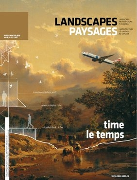 Paysages front cover