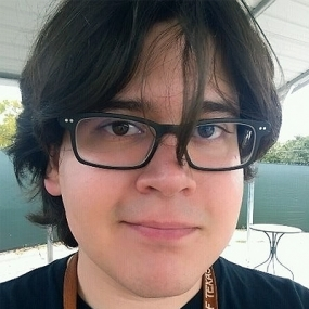 Luis Vazquez is an Assistant Producer at Rooster Teeth in Austin, TX.