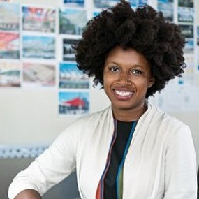 Tovah Cook is an Environmental Graphic Designer at Blitz in San Francisco