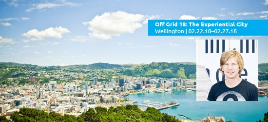Explore the Experiential City at Off Grid 18