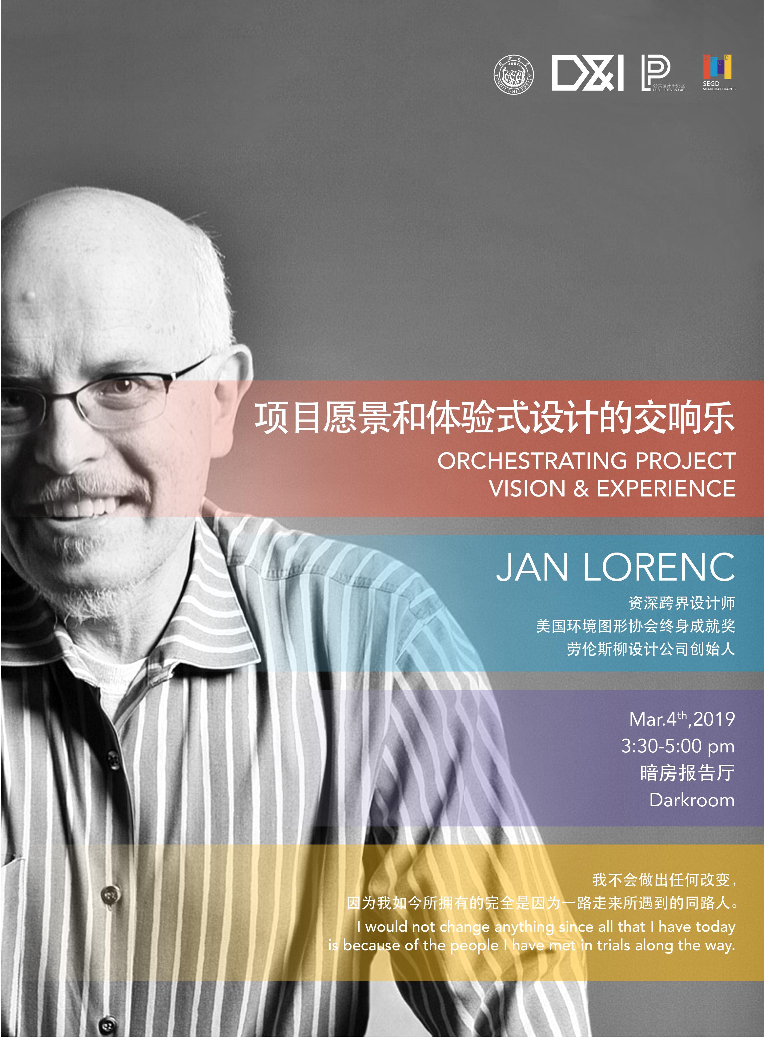 Jan speak poster